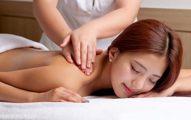 Dịch vụ massage cho nữ tại nhà